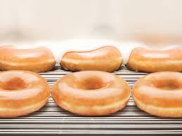 krispy kreme s donut deal caused a traffic jam food wine
