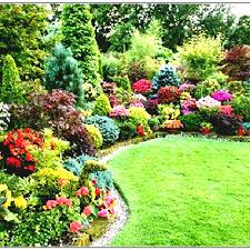 garden design ideas for corners new landscape ideas corner lot