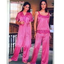 Nightgowns For Brides Bridal Nightwear Manufacturer From New Delhi