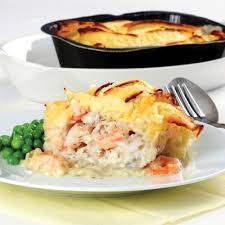 Fish Pot Pie by Fish Pie 40 Haddock Donald Russell