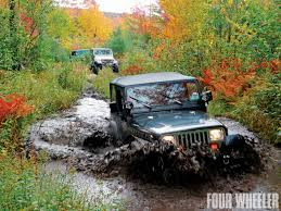 water jeep 20th anniversary maine mountains jeep jamboree water crossing