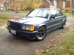 mercedes 190e amg for sale tuner tuesday 1985 mercedes 190e amg widebody german cars