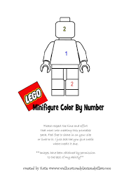 freebie friday lego themed color by number printables u2013 plants