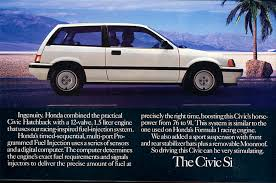 feature flashback 1986 honda civic si motor trend
