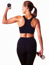 3 lb weight arm exercises
