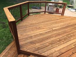 Pictures Of Painted Decks by Deck Refinishing Colorado Deck Master