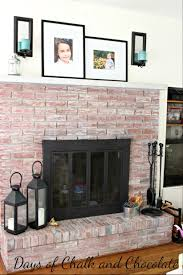 what you should know about white brick fireplace easy home