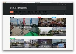 top 30 responsive magazine news wordpress themes for blogging and