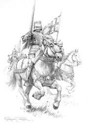 prints from pencil drawings of armour by graham turner