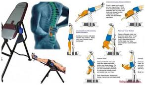 back to the table how does a back pain inversion therapy table work