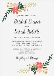 bridal shower invitations wedding shower invitations basicinvite