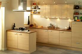 lacquer teak wood kitchen cabinets mixed hanging stainless steel