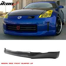 nissan 350z wont start fit for 06 08 nissan 350z front bumper lip spoiler ing s style