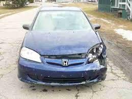 sell used 2005 honda civic lx special edition sedan 4 door 1 7l