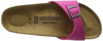 Birkenstock Bad Honnef Birkenstock Madrid Vegan Damen Pantoletten Amazon De Schuhe