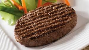 cuisine steak haché steak haché marqué cuit charal 90 g grossiste viande passionfroid