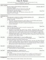 Resume For Warehouse Jobs Good Resumes For Warehouse Jobs Twhois Resume
