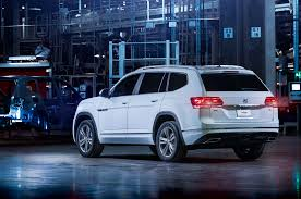 2018 volkswagen atlas interior 2018 vw atlas se tech jm legend