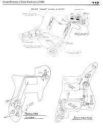 blue guitar schematics
