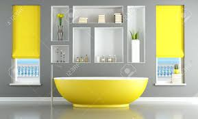 gray and yellow bathroom accessories u2013 luannoe me
