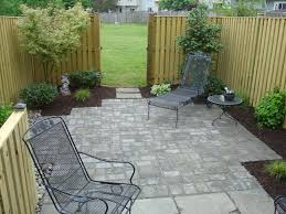 Backyard Paver Patio by Patios Professional Grounds