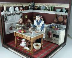 dollhouse miniatures mini treasures wiki hallmark