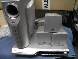 jvc home theater jvc dvd player w 5 1 surround sound speakers th s11 allsold ca