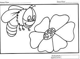 cute bumble bee coloring page igloo 856774 coloring pages for