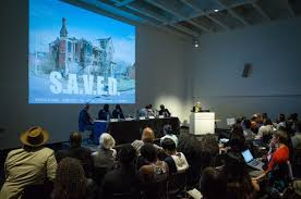 design event symposium cara michell and courtney d sharpe on the urgency of the black in