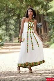 Ethiopian Eritrean Dress Habesha Dresses Traditional Modern