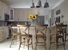 Designer Kitchen Bar Stools Kitchen Contemporary Kitchen Chairs Picture With Black Metal