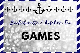 kitchen tea gift ideas bachelorette kitchen tea game ideas