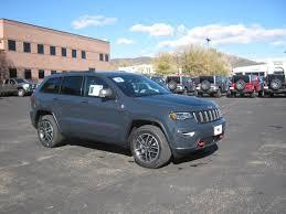 2018 jeep grand cherokee trailhawk jeep grand cherokee in durango co morehart murphy regional auto
