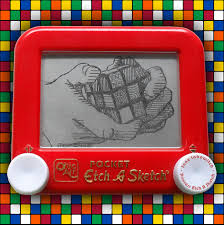 skull etch a sketch by pikajane on deviantart