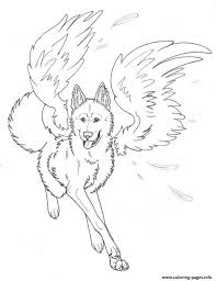 look up in the its a angels picture angel coloring pages halo for