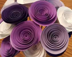 purple wedding centerpieces purple centerpieces etsy