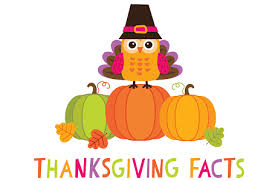 known facts about thanksgiving edmentum