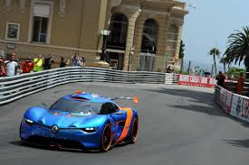 alpine renault a110 50 the curvaceous renault alpine a110 50 concept might become a
