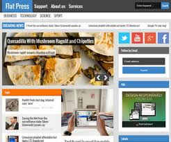 templates blogger premium 2015 flat press blogger template blogger templates 2018