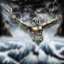 god poseidon by