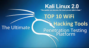 kali linux latest tutorial top 10 mostly used wifi hacking tools in kali linux machine