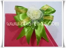 cara membuat bunga dari kertas pita jepang pita box hantaran pbx 01 pitarenda