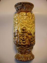Modern Flower Vase Vintage Mid Century Modern Pottery Flower Vase Haeger Usa 4079