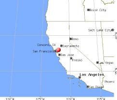 concord california map concord california ca profile population maps estate