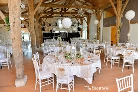 deco salle mariage la décoration nature chic de notre mariage mlle escarpins