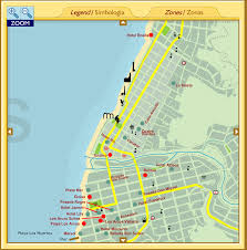 Punta Mita Mexico Map by Check Out Our Interactive Puerto Vallarta Map Has Landmarks