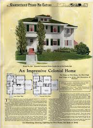 historic colonial floor plans a rare gordon van tine home in atoka oklahoma oklahoma houses