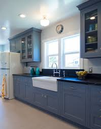 slate blue kitchen cabinets vintage blue kitchen cabinets quicua com