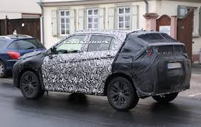 mitsubishi asx mitsubishi u0027s outlander sport asx replacement spied inside out