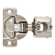 what is the best hinges for cabinets everbilt 35 mm 110 degree 3 4 in overlay soft cabinet hinge 1 pair h70300e np cp the home depot